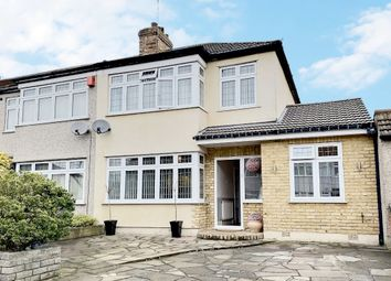 Thumbnail 4 bed semi-detached house for sale in Chestnut Avenue, Hornchurch