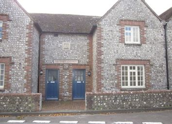 Thumbnail 2 bed terraced house to rent in Glynde, Glynde, Lewes