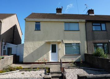 Thumbnail 3 bed semi-detached house for sale in The Bryn, Trethomas, Caerphilly