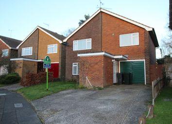 Thumbnail 4 bed detached house to rent in Studio Close, Kennington, Ashford