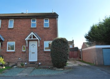 Thumbnail 2 bed semi-detached house for sale in Millbank Close, Ilkeston