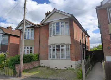 Thumbnail 3 bed semi-detached house for sale in Sirdar Road, Southampton