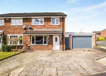 Thumbnail 3 bed semi-detached house for sale in Whernside Way, Leyland, Preston, .