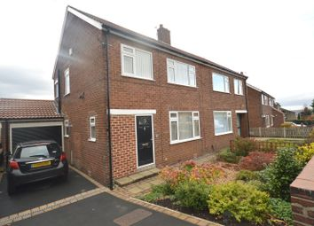 Thumbnail 3 bed semi-detached house for sale in Stoneythorpe, Horsforth, Leeds, West Yorkshire
