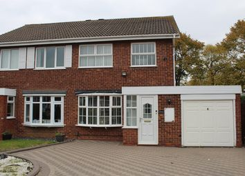 3 bed semi-detached house for sale in Lytham Close, Minworth, Sutton Coldfield B76
