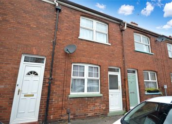Thumbnail 2 bed terraced house to rent in Isca Road, Exeter, Devon