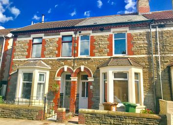 Thumbnail 3 bed property to rent in Goodrich Street, Caerphilly