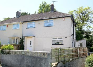 Thumbnail 3 bedroom semi-detached house for sale in Melrose Avenue, Pennycross, Plymouth