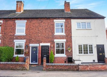 Thumbnail 2 bed terraced house for sale in Old Road, Armitage, Rugeley