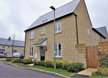 Thumbnail 3 bed end terrace house for sale in Tamina Close, Carterton