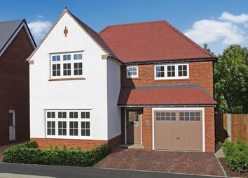 Thumbnail 4 bed detached house for sale in Saxon Brook, Manley Meadow, Exeter, Devon