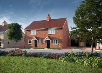 Thumbnail 3 bed semi-detached house for sale in Lily, Plot 8, Latchingdon Park, Latchingdon, Essex