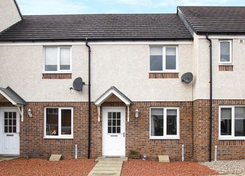 Thumbnail 2 bed town house for sale in Jean Armour Drive, Kilmarnock