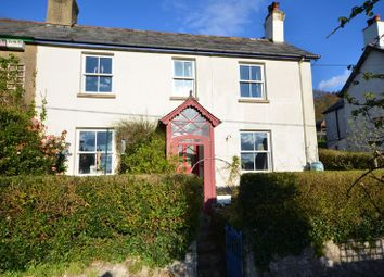 10 Meldon Road, Chagford, Devon TQ13. 4 bed semi-detached house for sale