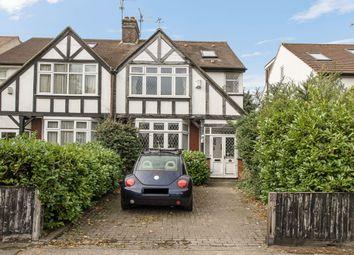 Thumbnail 4 bed property for sale in Sandbourne Avenue, Merton Park
