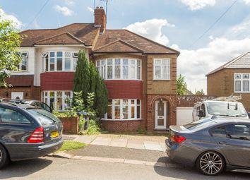 Thumbnail 3 bed semi-detached house to rent in Oakwood Avenue, Southgate