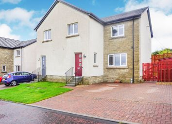 Thumbnail 3 bed semi-detached house for sale in Red Rose Way, Tarbolton, Mauchline