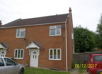Thumbnail 3 bed end terrace house to rent in Argyle Gardens, Wisbech