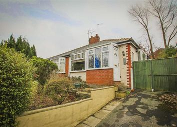 Thumbnail 1 bedroom semi-detached bungalow for sale in Richmond Road, Accrington, Lancashire