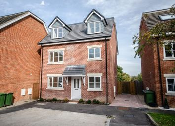 Thumbnail 4 bed detached house for sale in Horne Close, West End, Southampton