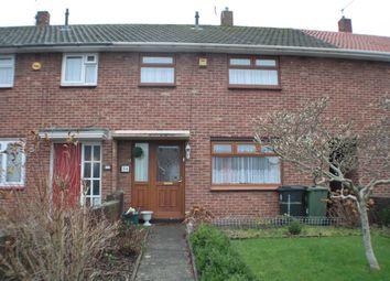 Thumbnail 3 bedroom terraced house for sale in Kilmersdon Road, Hartcliffe, Bristol