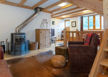 Thumbnail 4 bed semi-detached house for sale in 73210 Near Peisey Nancroix, Les Arcs, Savoie, Rhône-Alpes, France