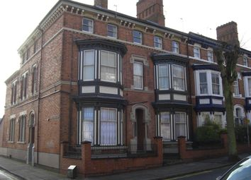 Thumbnail 1 bedroom flat to rent in St. James Terrace, Leicester
