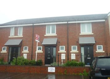 Thumbnail 2 bed terraced house to rent in Alderman Close, Beeston