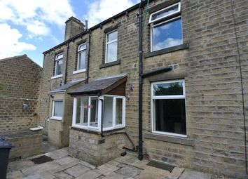 Thumbnail 2 bedroom terraced house for sale in Blackmoorfoot Road, Crosland Moor, Huddersfield