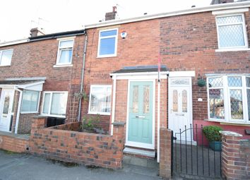Thumbnail 2 bedroom terraced house to rent in Carleton View, Pontefract
