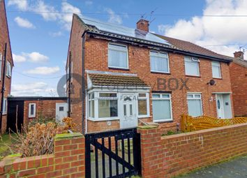Thumbnail 3 bed semi-detached house for sale in Lynn Road, North Shields