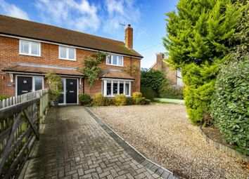 4 bed semi-detached house for sale in Goring Road, Woodcote, Reading RG8