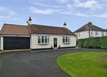 Thumbnail 3 bed detached bungalow for sale in Church Road, Burntwood