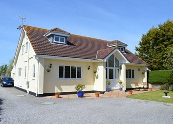 Thumbnail 4 bedroom detached house for sale in Sand Road, Kewstoke, Weston-Super-Mare