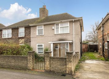 Thumbnail 3 bed semi-detached house for sale in Martin Way, Raynes Park