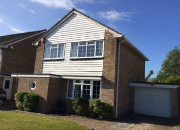 Thumbnail 3 bed detached house to rent in Oxendean Gardens, Willingdon, Eastbourne