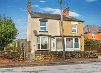 Thumbnail 2 bed semi-detached house for sale in Market Drayton Road, Loggerheads, Market Drayton