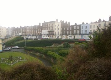 Thumbnail 2 bed flat for sale in Fort Crescent, Margate