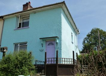 Thumbnail 2 bedroom end terrace house for sale in Barris View, Lapford, Crediton, Devon