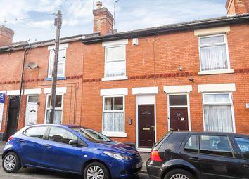 2 bed terraced house for sale in Lynton Street, Derby DE22