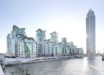 Thumbnail 2 bed flat to rent in Bridge House, St. George Wharf, London