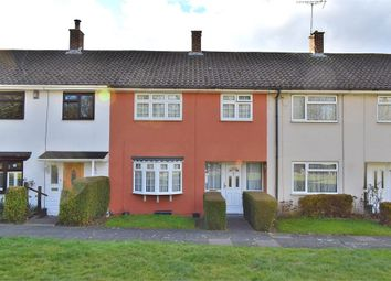Thumbnail 3 bed terraced house for sale in Felmongers, Harlow, Essex