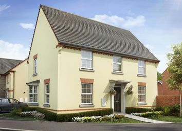 "Thumbnail 4 bedroom detached house for sale in ""Cornell"" at Tiverton Road, Cullompton"