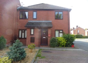 Thumbnail 2 bed flat to rent in Overdene Road, Winsford