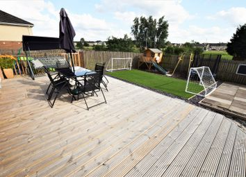 Thumbnail 3 bed detached house for sale in Killearn Crescent, Airdrie