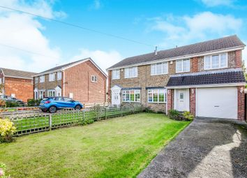 Thumbnail 4 bed semi-detached house for sale in Crossfields, Overton, Wakefield