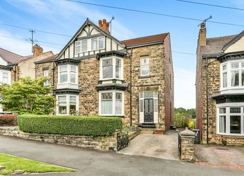 Thumbnail 5 bed semi-detached house for sale in Montrose Road, Sheffield