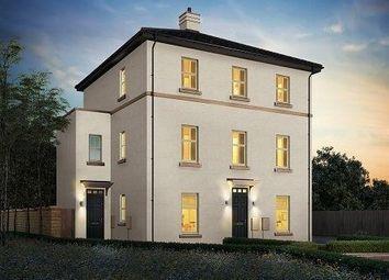 Thumbnail 4 bed semi-detached house for sale in Fairfield Link, Sherburn In Elmet, Leeds