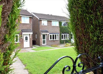Thumbnail 3 bed semi-detached house for sale in Stanbury Close, Burnley