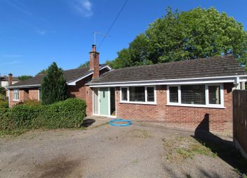 Thumbnail 3 bed detached bungalow for sale in Silver Birch, Tilley Road, Wem, Shropshire